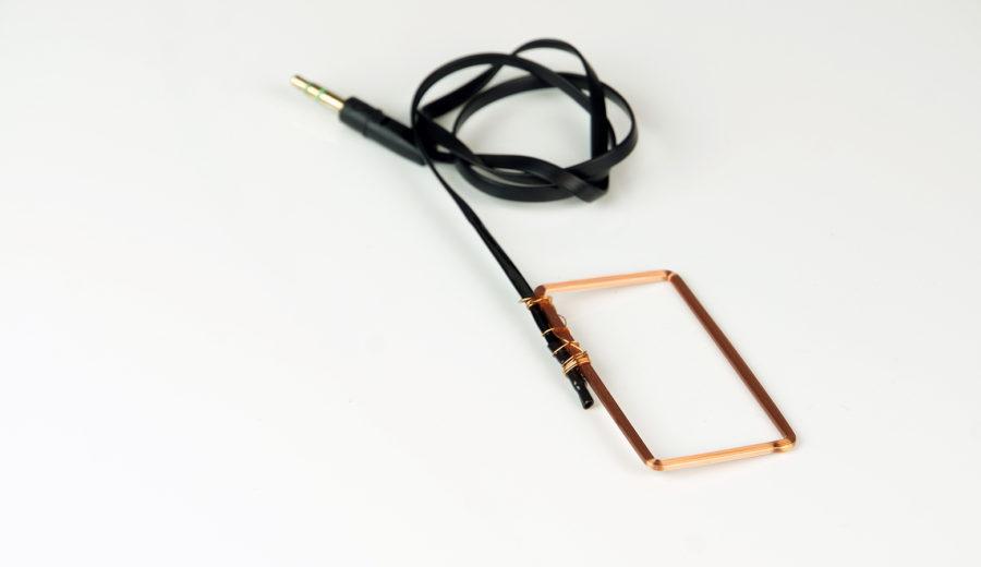 square antenna